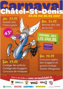 Article blog carnaval de châtel-saint-denis 2017 Wittekop