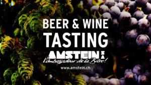 Article blog dégustation bières et vin 2017 amstein sa Wittekop